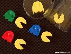 Pac Man - Sabonetes Artesanais da Shiboneteria