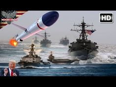 SUPER DEADLY US Battleships Launch Tomahawk Missile - That Shocked the W...