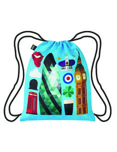 Backpack Hey - London - LOQI | Abodee