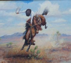Tearin' Up The Flat, by Mike Capron; Cowboy Up, Western Cowboy, Western Photo, Texas Cowboys, Hunting Art, Art History, Westerns, Western Artists, Horses