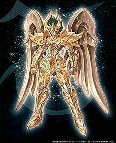 SOG10 God Cloth Capricornus Shura