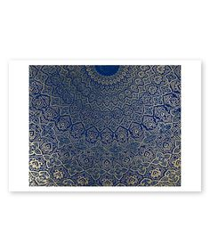 Look what I found on #zulily! Oliver Gal Ocean Luxe Art Print by Oliver Gal #zulilyfinds