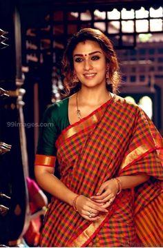 South Indian actress Nayanthara new photo gallery. Latest hd image gallery of Nayanthara. Indian Beauty Saree, Indian Sarees, Indian Makeup, Tamil Actress, Bollywood Actress, Bollywood Makeup, Bollywood Wedding, Vintage Bollywood, Malayalam Actress