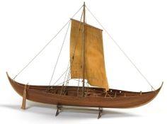 Náhľad produktu - Roar Ege vikinská loď 1:25