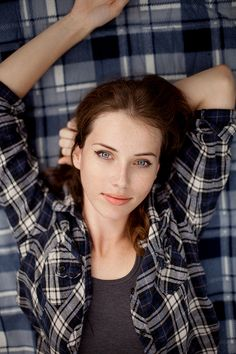 Fall Flannel by MeganCoffey on DeviantArt Lisa Kelly, Kelly Lebrock, Artistic Photography, Beauty Photography, Auburn, Megan Coffey, Angels Beauty, Female Character Inspiration, Character Ideas