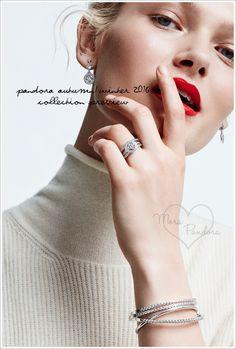 Pandora Winter 2016 Jewellery Preview