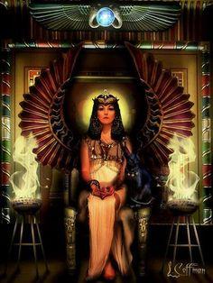 Isis, godness, deusa do egito