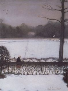 Jan Mankes (1889-1920) Dutch painter