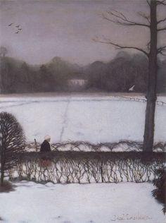 Jan Mankes (1889-1920) Dutch painter