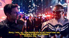 @giadin-a blogunun tfatws hakkında Tumblr'daki en son gönderisini gör. sam wilson, bucky barnes, marvel, sambucky, mcu, john walker ve tfatws hakkında daha fazla gönderi keşfet Marvel Jokes, Marvel Funny, Marvel Avengers, Marvel Comics, Marvel Show, Marvel Comic Universe, Marvel Cinematic Universe, Marvel Series, Winter Soldier Bucky