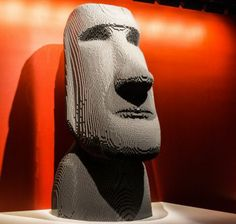 20 Amazing Lego Sculptures That Will Blow Your Mind (PHOTOS) - The Daily Beast