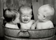 Piccsy :: the three stooges on imgfave on We Heart It Precious Children, Beautiful Children, Beautiful Babies, Little Babies, Cute Babies, Baby Kids, Little People, Little Ones, Vintage Illustration