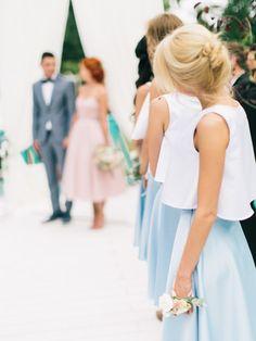 wedding ceremony, wedding arch, bridesmaid, подружки невесты, цветочные браслеты, свадебная флористика