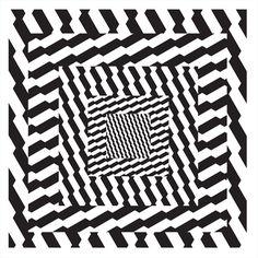 Matt Luckhurst // Black and White Pattern