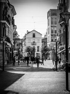 Italy - San Benedetto del Tronto Apr 2015. Center