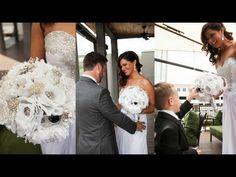 Bride (@swonderlin) had a GoPro camera in her bouquet as she walked down aisle on her wedding day!