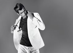 Sean O'Pry by Alexei Hay for Hugo Boss Spring Summer 2012 Campaign