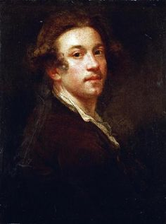 Sir Joshua Reynolds - Self-Portrait of The Artist - art prints and posters