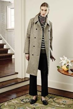 Trademark Fall 2015 Ready-to-Wear Fashion Show: Complete Collection - Style.com
