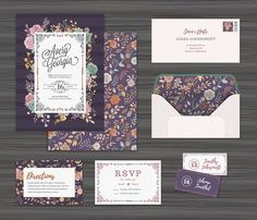 Traditional and Non-Traditional Wedding Invitation Etiquette