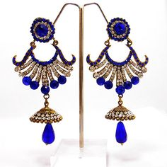 New Design of Earrings by MK Jewellers. Complete Collection Available at: http://www.indiebazaar.com/shop/mkjewellers/earrings?sort=mr