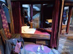 "Studios Warner Bros ""les coulisses d'Harry Potter"" à Londres"