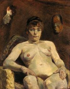 de Toulouse-Lautrec, Henri la grosse Marie