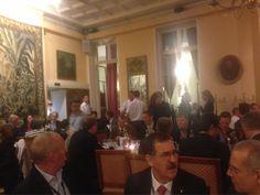 """#aacsbeurope @aacsbevents """"dîner de gala"""""""