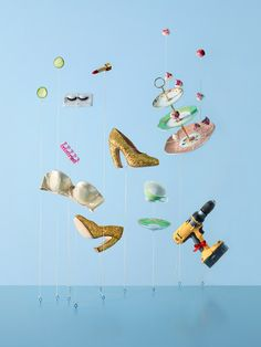 Carl Kleiner Photography and Styling.