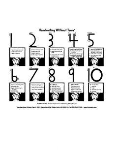 A+ Worksheet Maker Lite | Handwriting Without Tears | handwriting ...