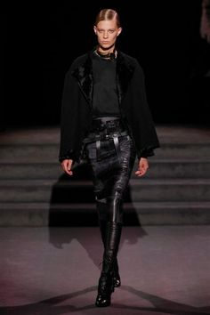 Sfilata Tom Ford - Autunno-Inverno 2016-2017 - New York - Moda - Elle