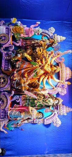 Durga Maa Paintings, Ganesha Painting, Lord Shiva Painting, Kali Puja, Durga Ji, Bhagavata Purana, Mata Rani, Durga Images, Lord Shiva Hd Wallpaper