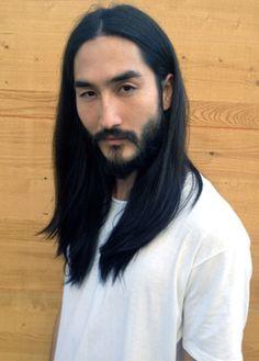 Tony Thornburg Tony Thornburg, Asian Men, Long Hair Styles, Guys, Celebrities, Face, Funny Stuff, Portraits, Beautiful