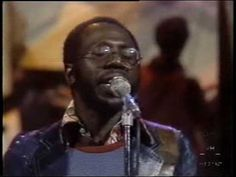 Brother Curtis Mayfield telling us what Superfly is going to do!! Midnight Special