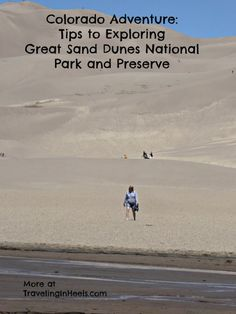 Best family friendly hikes Dunes Fields Great Sand Dunes