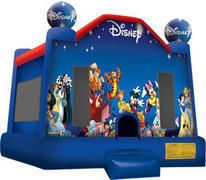 World of Disney Party Rentals in Chicago, Bounce House Inflatables, Moon Bounce Combo Inflatable Rentals, Inflatable Bouncers, Moon Bounce, Bounce House Rentals, Bouncy Castle, Disney Stars, Water Slides, Things That Bounce, Bounce Houses