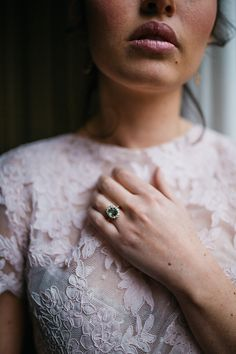 50 Beautiful Real-Life Engagement Rings That Will Totally Inspire You | Brides.com