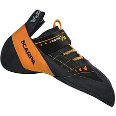 5dacd68dd1 Scarpa Instinct Vsr Climbing Shoe BlackAzure 395 EU7 M US -- Click image to  review