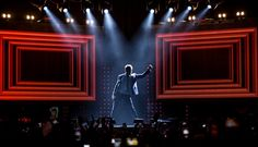 RICKY MARTIN BRASIL : Washington - Patriot Center - com Wisin