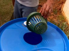 How to Build Your Own Rain Barrel- So Awesome!