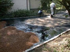 Tar and Chip Driveway eBook