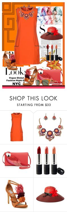 """""""To Express Yourself Outrageous love"""" by ann-kelley14 on Polyvore featuring MML, Ralph Lauren, Kate Spade, Terre Mère, Steve Madden, August Hat and Givenchy"""