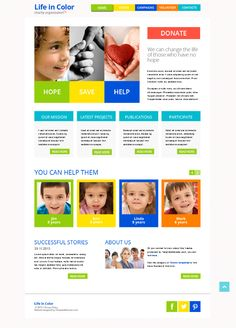 Free Responsive HTML5 Template for Charity Project http://www.templatemonster.com/free-templates/free-responsive-html5-theme-charity-site.php?utm_source=PinterestM&utm_medium=timeline&utm_campaign=inrsfdht