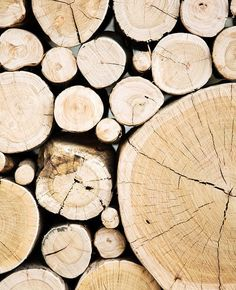 WABI SABI Scandinavia - Design, Art and DIY.: 20 stylish ways to store firewood