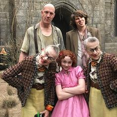 Baudelaire Children, Les Orphelins Baudelaire, Series Movies, Movies And Tv Shows, Tv Series, Presley Smith, A Series Of Unfortunate Events Netflix, Count Olaf, Lemony Snicket