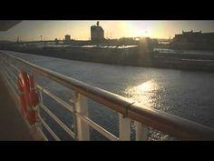www.cruisejournal.de #Kreuzfahrt #AIDA Traummoment: Einlaufen in #Göteborg mit #AIDAcara #Schweden