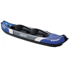 Sevylor Yukon Touring Kayak Inflatable Canoe