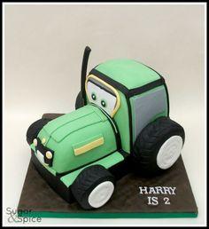 Little Harrys Tractor