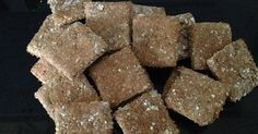 Homemade Dog Food Soft dog treats recipe by Viv Clements. Perfect treat for the older dog or dog that can't crunch. Soft Dog Treats, Puppy Treats, Diy Dog Treats, Healthy Dog Treats, Dog Biscuit Recipes, Dog Treat Recipes, Dog Food Recipes, Homemade Dog Cookies, Homemade Dog Food