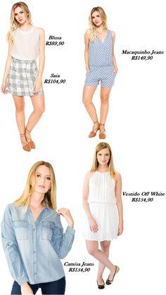 Fashion for girl: Achados na Sh Silvana  Harnisch!